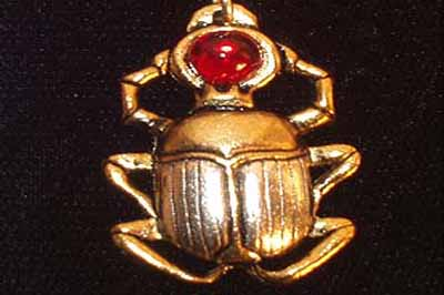 Synchronicity: Jung recounts the story of the Golden scarab