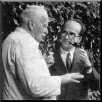 Mircea Eliade and Carl Jung