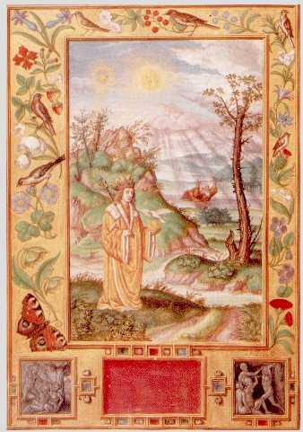 The Seven Parables in Splendor Solis - Jung Currents Alchemy Symbols