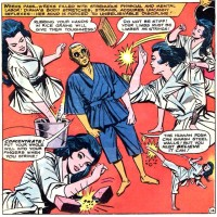 Wonder Woman and the Incredible I Ching