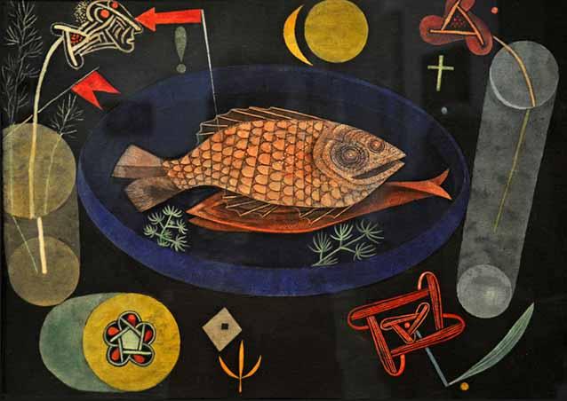 Klee-Fish-Around