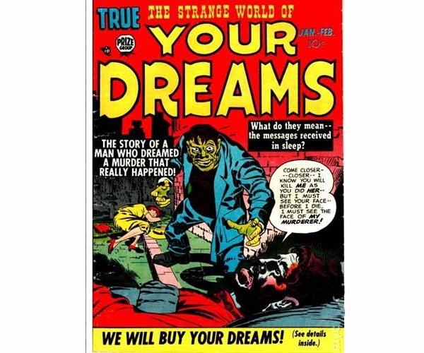 Dreams-Comic-Precognitive
