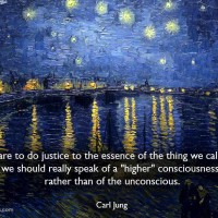 Jung:  The essence of spirit