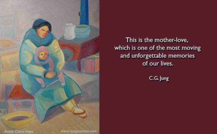 jung-archetype-mother-love