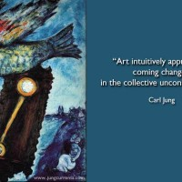 Carl Jung, on art and the collective unconscious