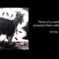 Carl Jung, on the collective shadow and evil