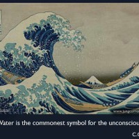 Carl Jung, on the symbolism of water