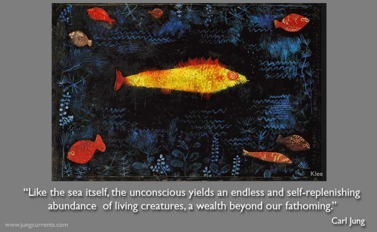 Carl Jung-sea-fish-paul-klee