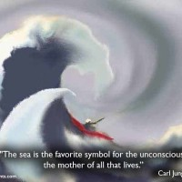 Carl Jung: The sea and the unconscious
