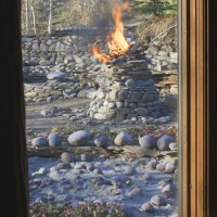 Stone Sanctuary, Chapter 6:  Reflections on fire