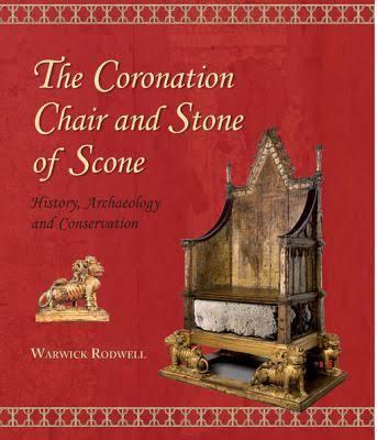 corononation chair stone of scones