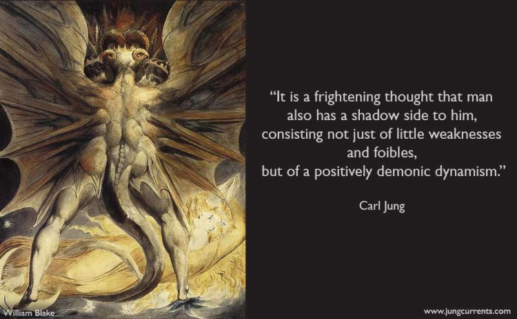 Image result for carl jung the shadow self