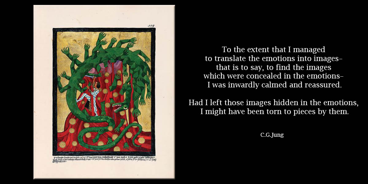 carl jung the red book and art therapy  jung currents